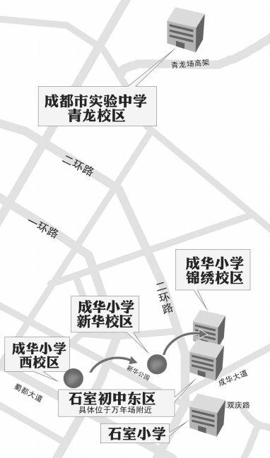 如皋城东小学规划图