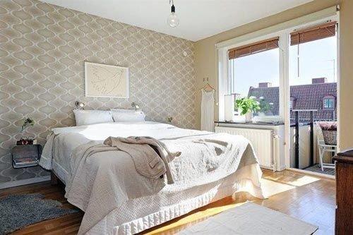 28款白领们梦寐以求的简约瑞士现代卧室家具