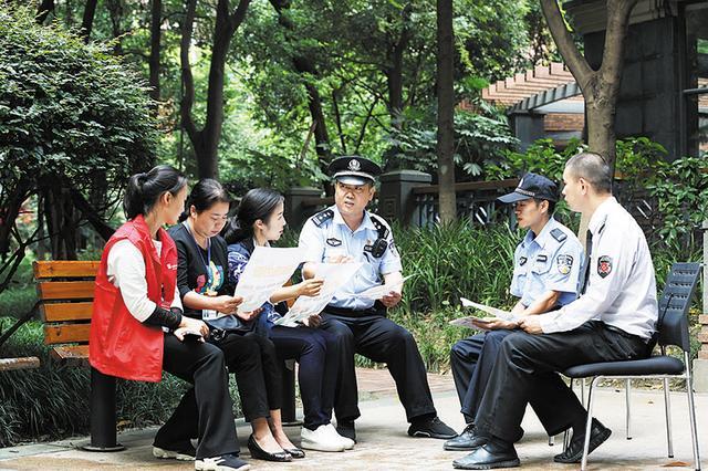 警方牵头企业出力 打造辖区最强备勤力量