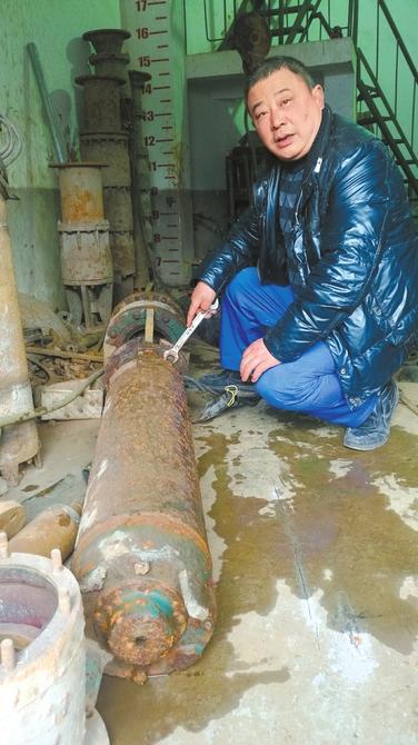乐山夹江县城频繁停水 政府接管水业后又停水(图)