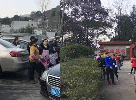 直击宜宾震中现场:道路多处有落石 学生返校时间待定