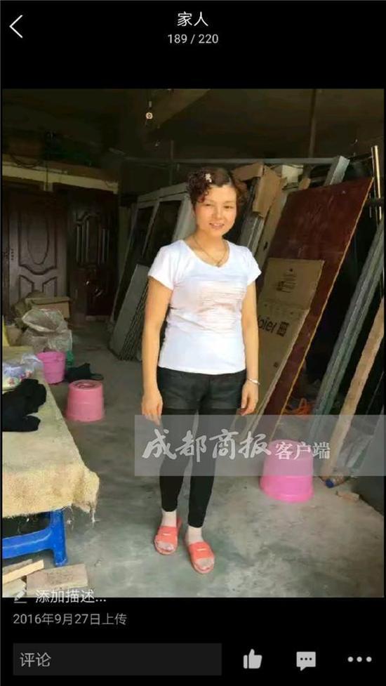 资阳安岳32岁新妈妈已失联一周 患有精神分裂症