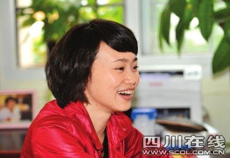80后团委书记:北川没名人 新北川建好才结婚