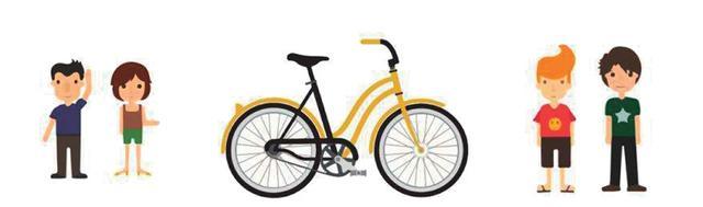 共享单车不是想骑就能骑:未满12岁禁止骑车上路(图)