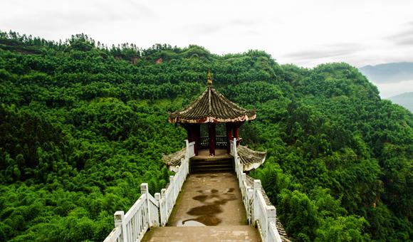 四川省第八届乡村文化节在乐山沐川启幕(图)