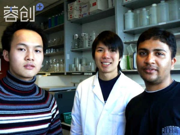 四川最年轻剑桥博士回乡创业 打造国际化药企
