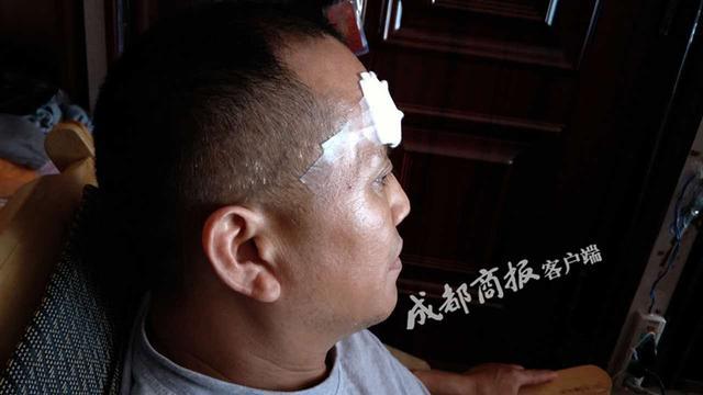 南充少年玩游戏手机被没收 提板凳砸伤父亲(图)
