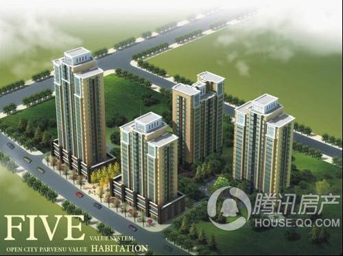 泰和新城 规划图高清图片