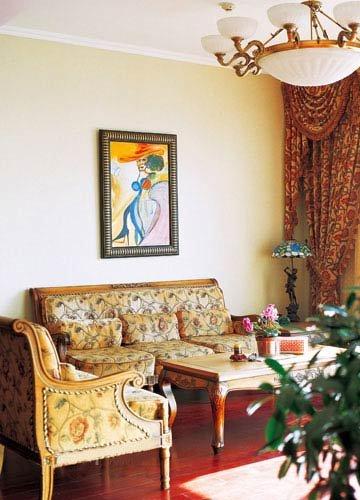 新年扮新家 2012年最流行16套客厅设计方案