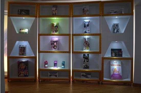 中国最美物品店落户东莞长安怎么情趣情趣使用方法房图片