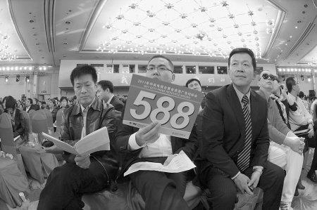 央视广告招标:川酒豪掷数亿元 争抢央视广告