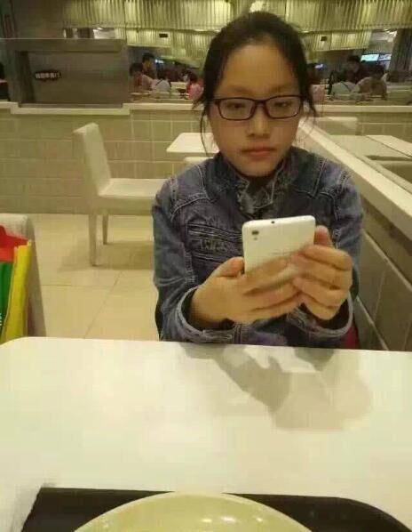 成都14岁初中女生上学路上失联 已经近三天(图)