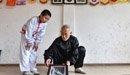 七旬老人练螳螂拳60年