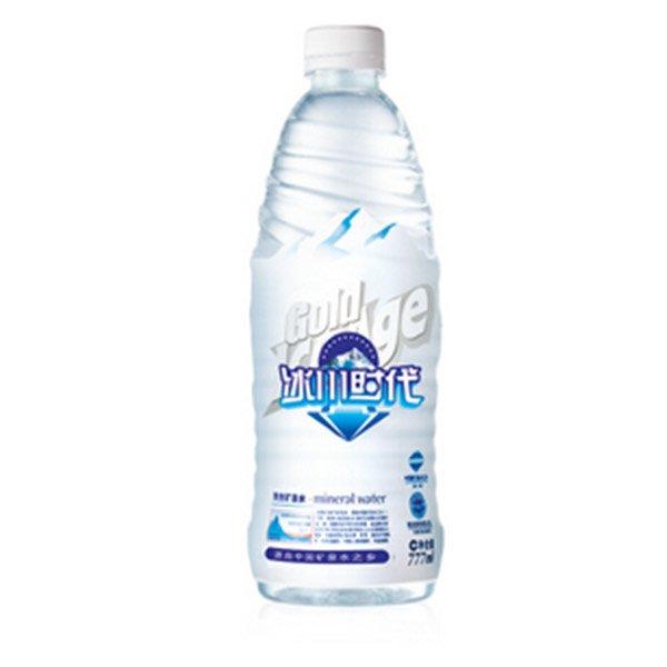 冰川时代天然矿泉水饮用瓶装水