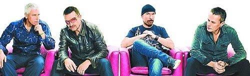 《福布斯》最赚歌手U2称王 碧昂斯成最吸金女歌手