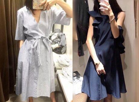 今夏最美3条连衣裙 走在街上都问我在哪买的