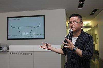 汽车共鸣知名灵感设计师揭秘奥迪设计_工业滚广告设计论文课题图片