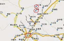 新县城选址确定 为安昌东南2公里