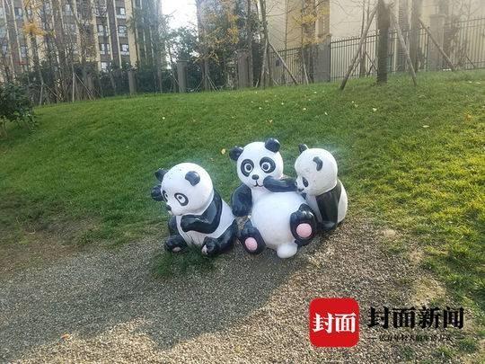 为绿道添点绿!成都三环路19处熊猫绿道提前亮相(图)