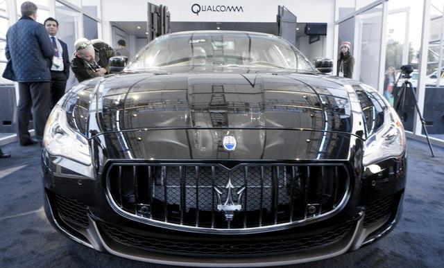 车,也能体现智能联网汽车.在今年的ces展会上,实际上智能联高清图片