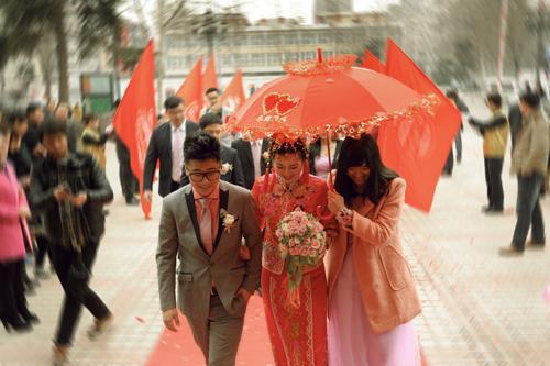 办中式婚礼 这些习俗及寓意你必须知道