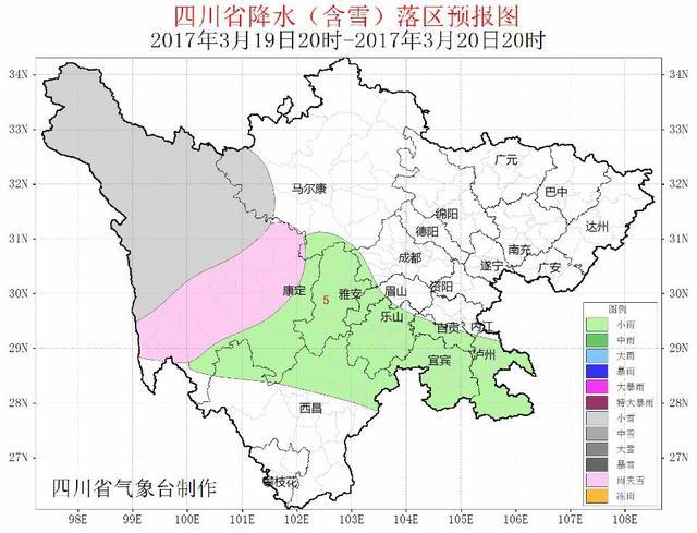 四川盆地春分晴好天气为主 21日阴雨模式再开启