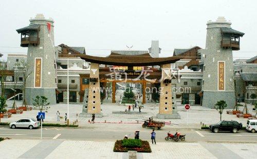 北川新县城正式亮相 4万余名居民10月入住