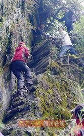 四姑娘山被困驴友脱险 讲述惊险穿越历程