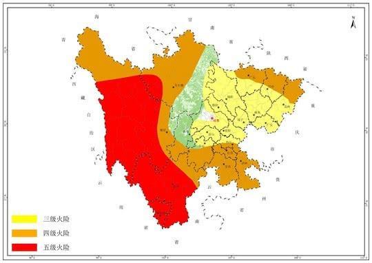 极度危险!四川发布高森林草原火险红色警报