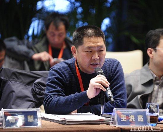 王洪亮:媒体有三方面责任 报道技巧很重要