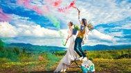 旅拍婚照这么玩才有创意