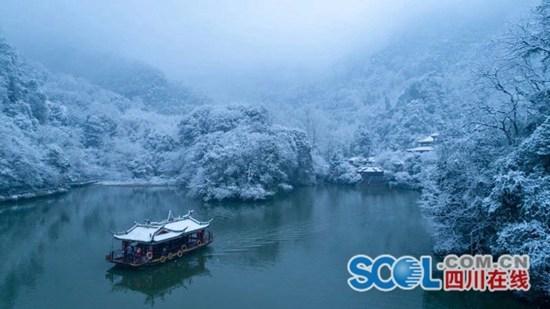 元旦四川74个景区接待游客超200万人次 增长170%