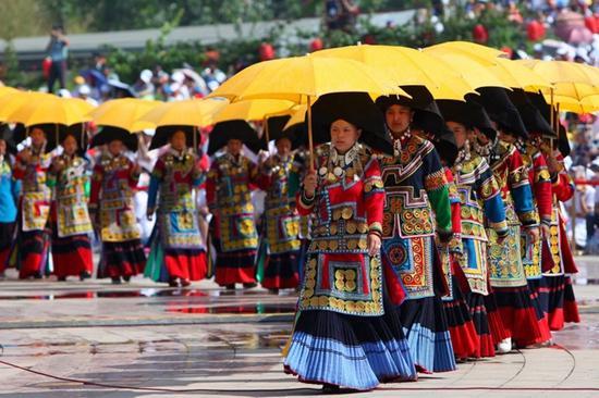 7月17日去西昌过火把节 上百场活动等你去嗨