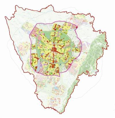 优 区域将调减规划人口185万人