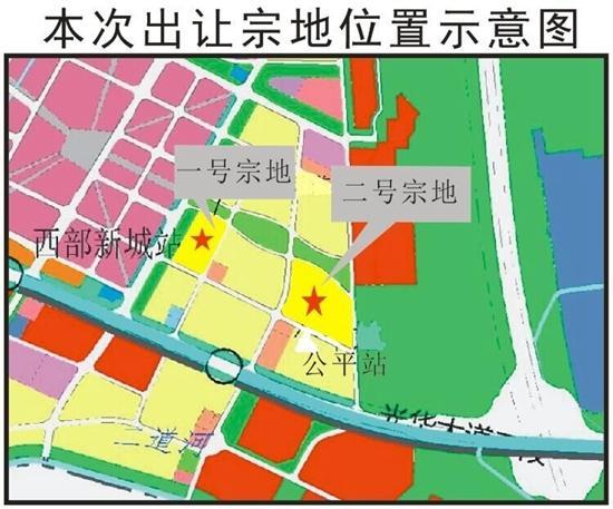 成都近300亩土地即将入市,都在主城区(附图)