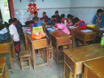 泸州80多名小学生借民房上课 60万善款6年未用(图)