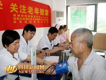 医务工作者开展中国梦主题教育实践活动