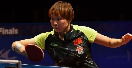 川妹子朱雨玲获得首个乒联总决赛女单冠军