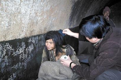 《盲山》讲述了22岁女大学生白雪梅找工作时