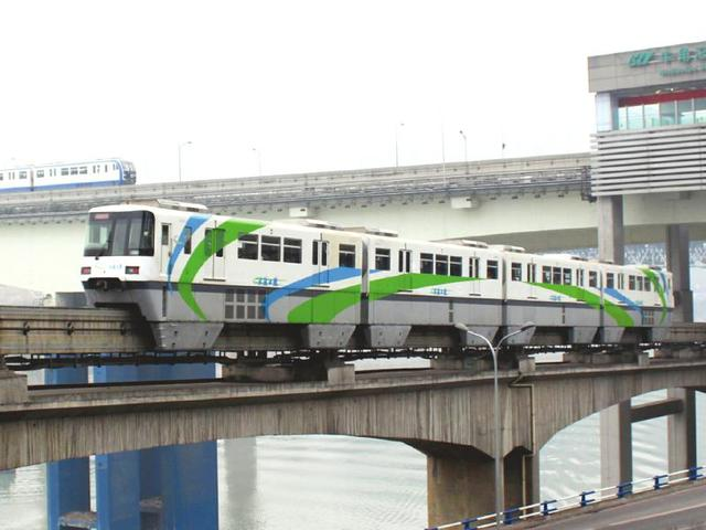 泸州规划3条轻轨 直通泸县合江重庆(图)