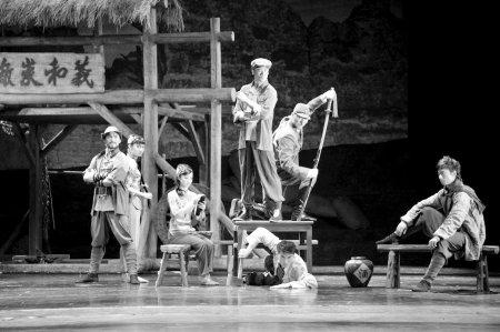 《铁道游击队》变大型舞剧 复活小说中的少女