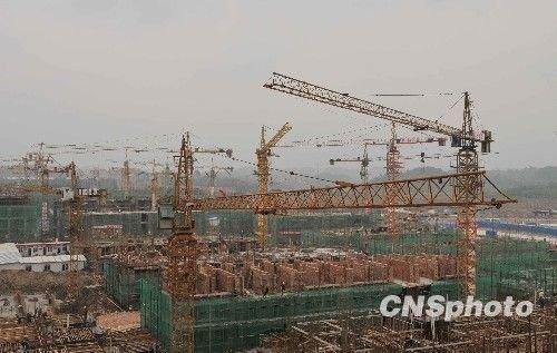 北川新县城永昌镇成立 建设加速雏形已现