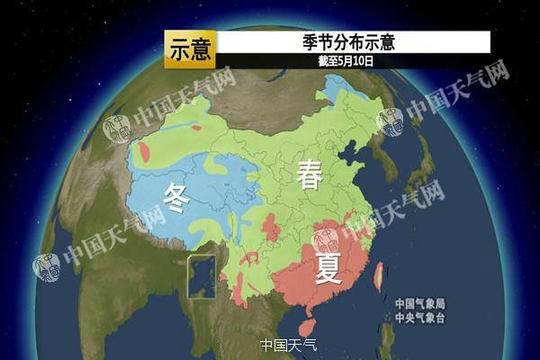 """四川盆地大部分地区已入夏 成都近期气温""""重启"""""""