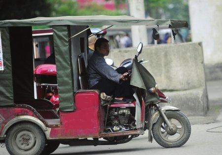 6月1日起三轮摩托车禁入成都绕城高速
