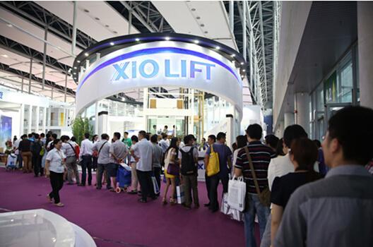 2014中国国际电梯展 杭州西奥首秀成亮点