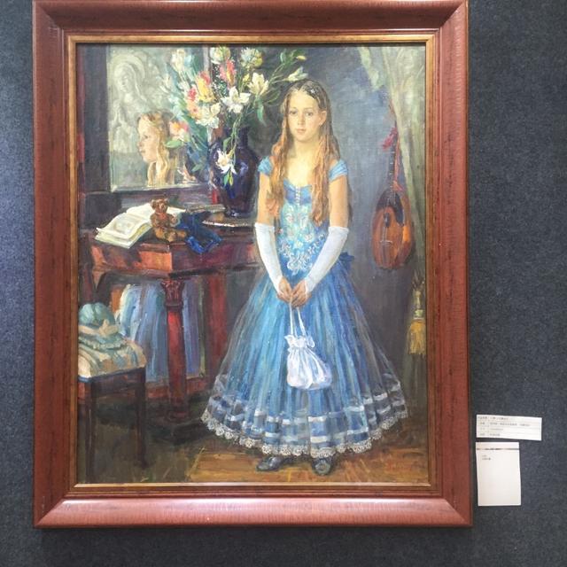 接受艺术的洗礼 周末看俄罗斯艺术家油画展