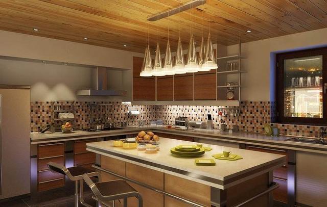 厨房装修中常见的六大误区 快看看你中招了没