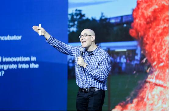 Steve Hoffman:创业像与死神共进晚餐 随时都会死亡
