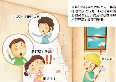 """成都房屋装修违反""""五禁"""" 最高将被罚10万元(图)"""