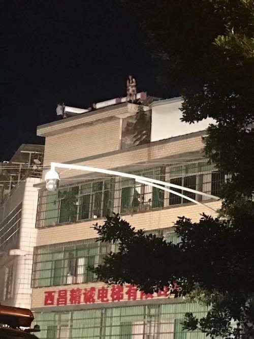 女子刺男友26刀后跳楼身亡 西昌警方通报案情(图)